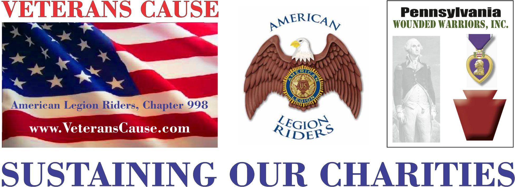 American Legion Riders, Chapter 998, Harrisburg, PA 17111
